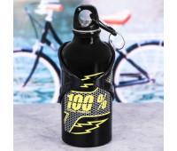"""Бутылка для воды с велосипедным держателем """"100%"""" 3445283"""