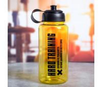 "Бутылка для воды XXL ""Hard training"" 4683657"