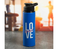 "Бутылка для воды ""Love"" 4700749"