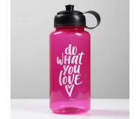 "Бутылка для воды ""Do what you love"" 5101625"