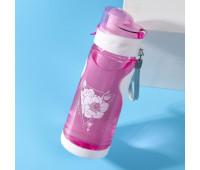 """Бутылка для воды """"Цветочки"""" 5237590"""