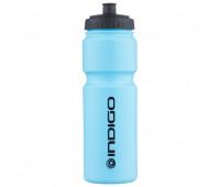 Бутылка для воды INDIGO BAIKAL 800 мл IN011 син-чер