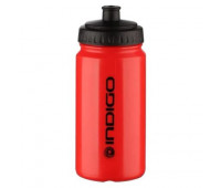 Бутылка для воды INDIGO ORSHA 600 мл IN014 красный