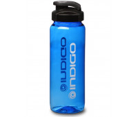 Бутылка для воды INDIGO VUOKSA 800 мл IN142 син