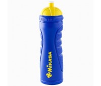 "Бутылка для воды ""MIKASA SFB6"", 750 мл, пластик, сине-желтая"