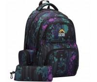 Рюкзак школьный с пеналом Outdoor Gear 8838-1