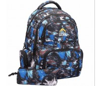Рюкзак школьный с пеналом Outdoor Gear 8839-3